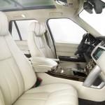 المقاعد الامامية المقاعد الامامية رنج روفر Range Rover 2013  - 5405