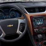 شكل دركسون ترافرس Chevrolet Traverse 2013
