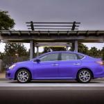 سيارة صني الجديدة 2013 لون فوشي