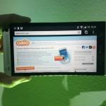 دقة وضوح الشاشة و تصفح مواقع الانترنت بجوال HTC One