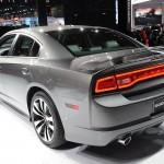 تشارجر 2013 اللون سلفر رمادي Dodge Charger 2013