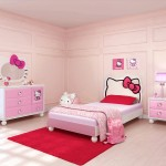 Pink Hello Kitty Girls Room - 5115