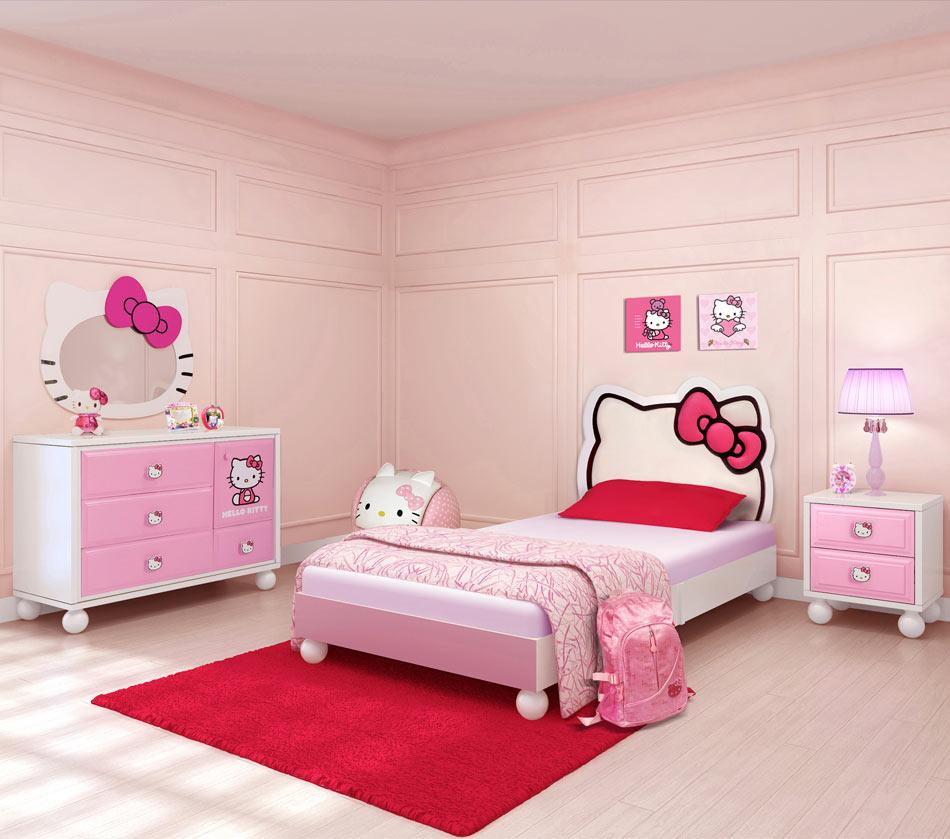 Curtains Ideas target curtains blue : Pink Hello Kitty Girls Room | المرسال