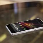 جوال سوني اكسبيريا زد Sony Xperia Z الابيض