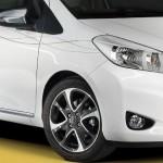 جنوط يارس Toyota Yaris 2013