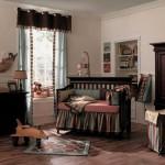غرفة للاطفال لونها بني - 5292