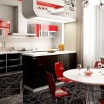 تصاميم مطابخ ايطالية مودرن فخمة - 5243