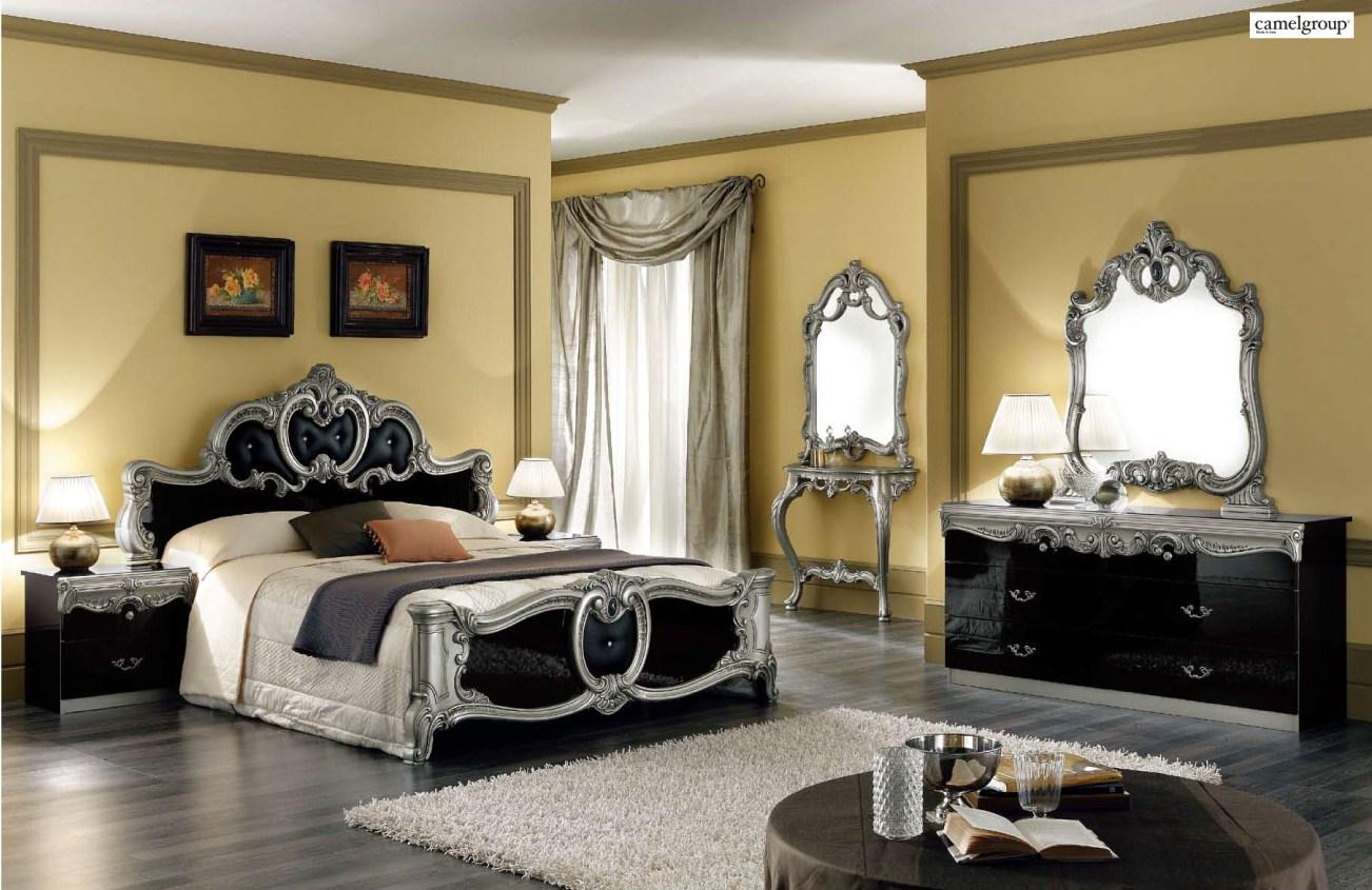 غرفة نوم كلاسيك ايطالي | المرسال