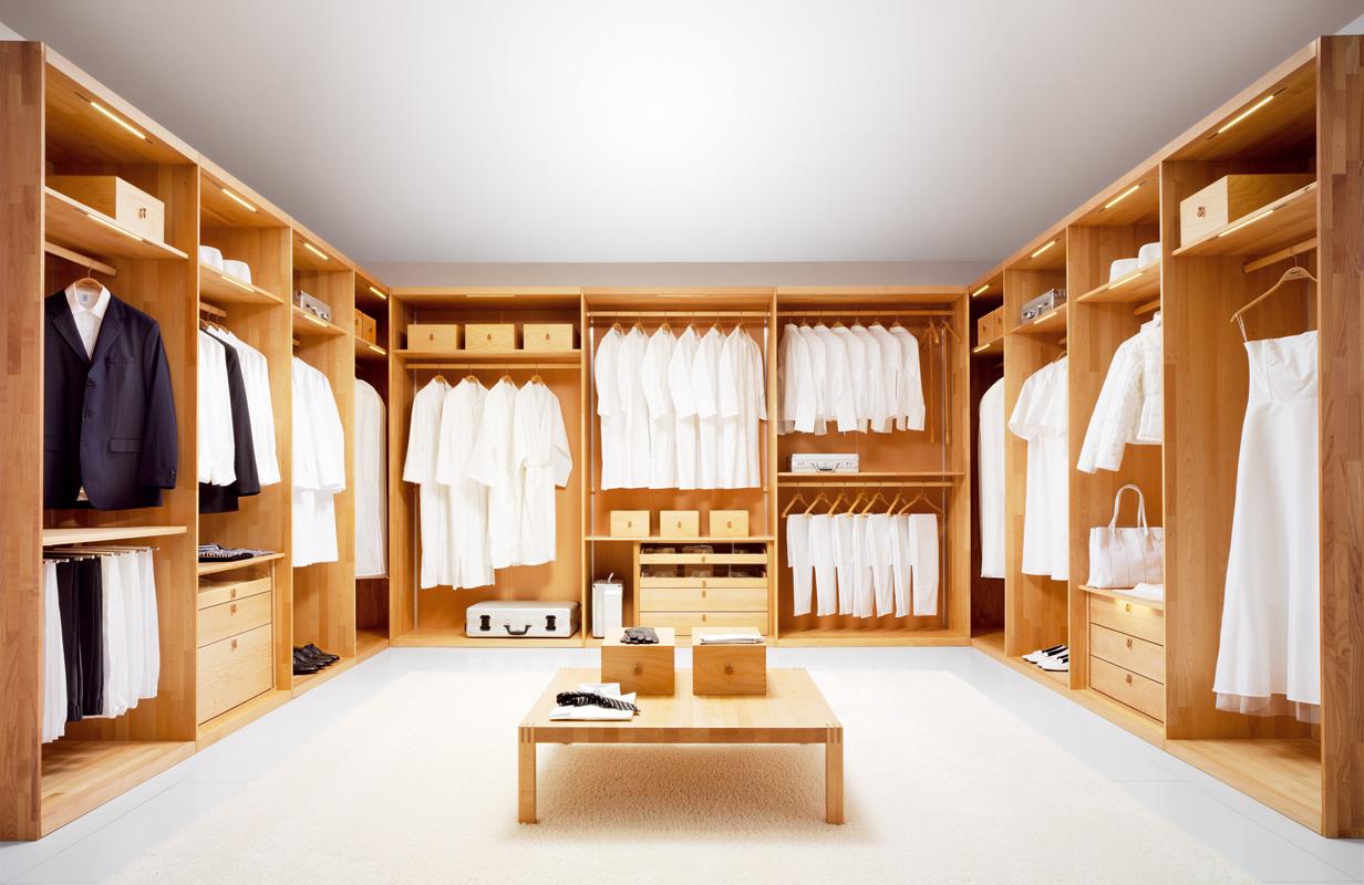 افكار غرف ملابس جديدة و مميزة | المرسال