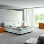 غرف مودرن حديثة باللون الأبيض