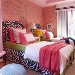 غرفة نوم للبنات الوان وردية - 5109