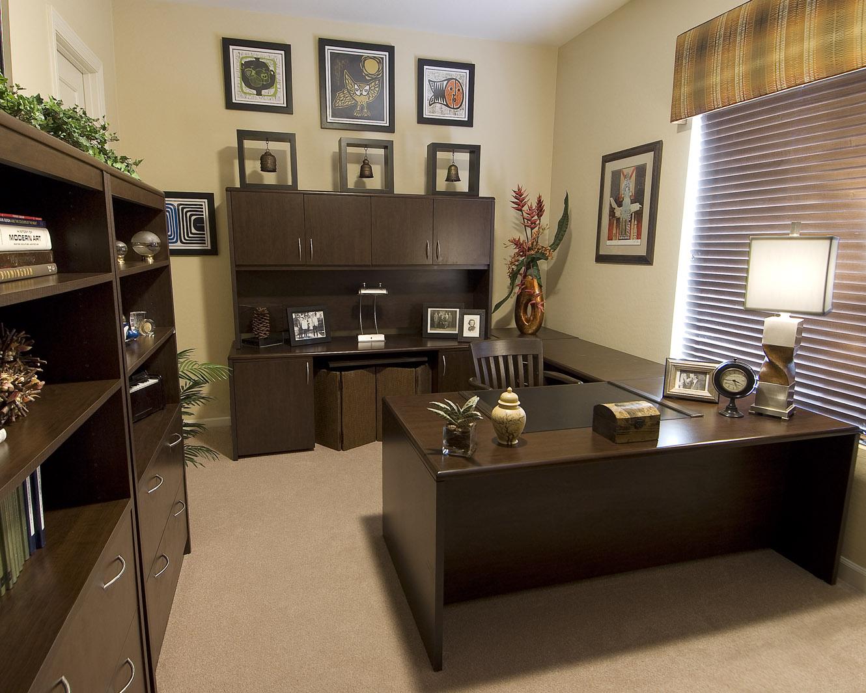 غرف مكاتب منزلية جديدة و جميلة | المرسال