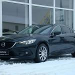 مازدا 6 لون اسود Mazda 6 - 5384