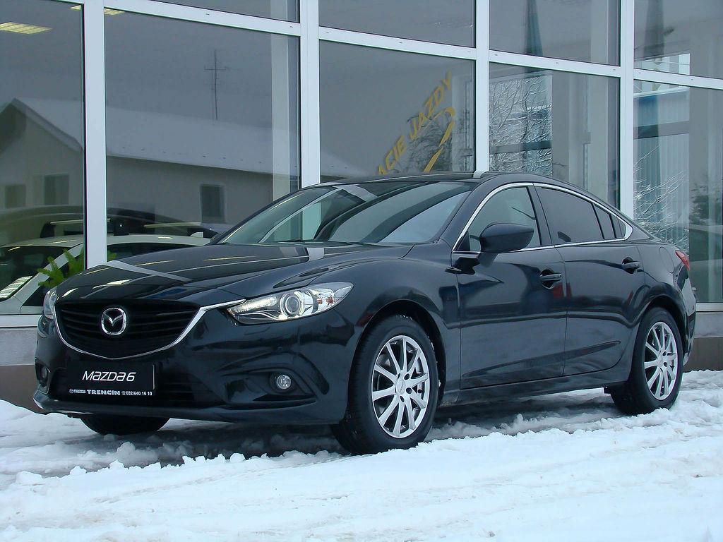 اسعار و صور مازدا 6 الشكل الجديد Mazda 6 2013 المرسال