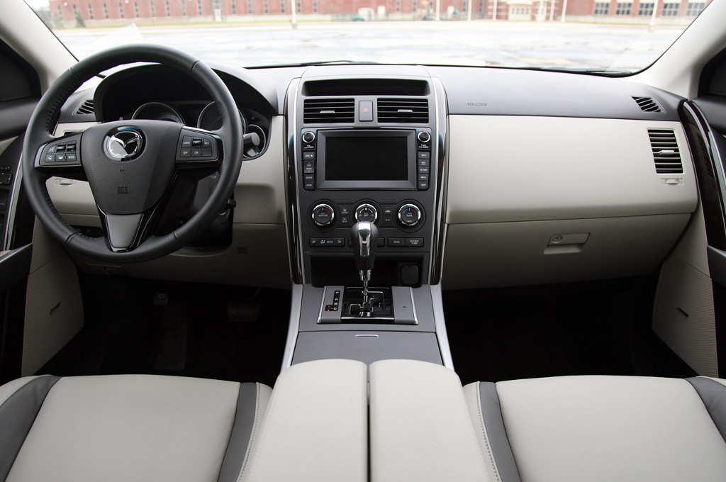 صورة مازدا سي اكس تسعه Mazda cx 9 – 2013 من
