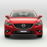 شكل واجهة و شبك و انوار و صدام مازدا 6 الشكل الجديد Mazda 6 2013 - 5368