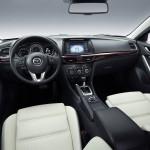 صورة من الداخل مازدا 6 الشكل الجديد Mazda 6 2013 - 5373