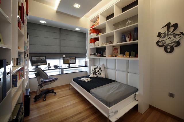 اجمل غرف نوم عصرية | المرسال