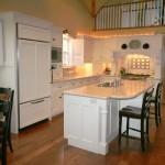 مطبخ مفتوح صغير - 5587