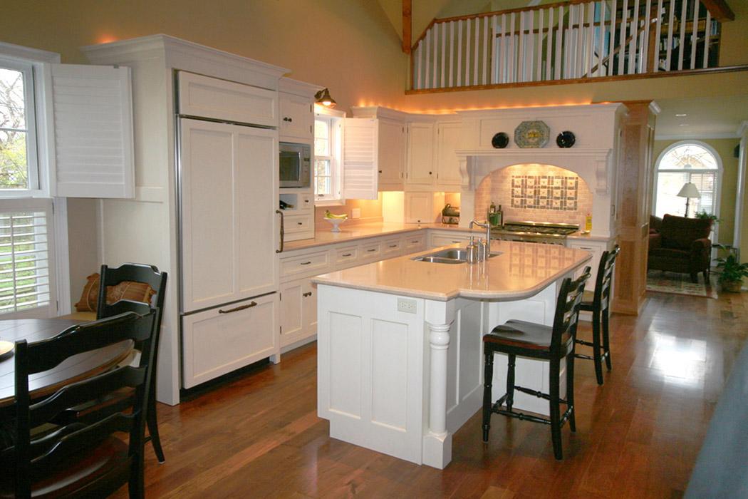 15 Unique Small Open Concept Kitchen - Home Plans & Blueprints
