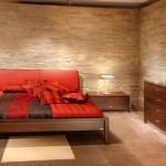 ديكور حجري لغرف النوم - 4368