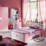 غرفه ورديه للبنات الكبار - 5114
