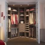 تصميم غرفة ملابس مميزة و جميله و رفوف بأفكار حلوه