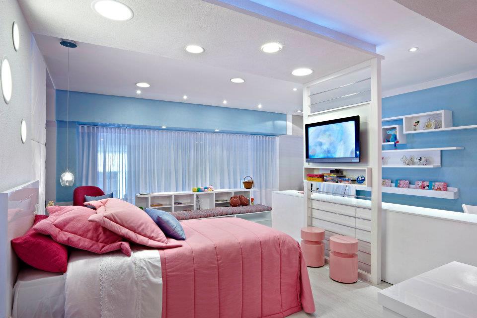 غرف نوم للبنات الكبار المرسال