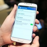 Samsung Galaxy S4  ابيض - 4885