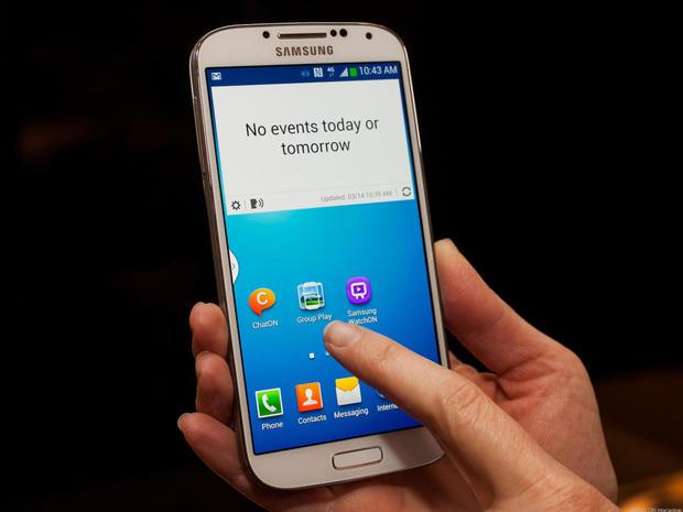 غالاكسي الجديد اس اربعه – Galaxy S4