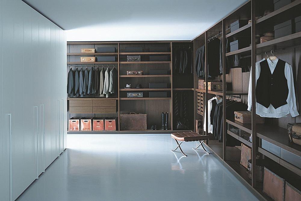 تصميم غرف ملابس كبيرة