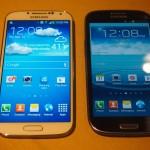 الوان جالكسي اس 4 الجديد لونين ابيض و اسود Samsung Galaxy S4