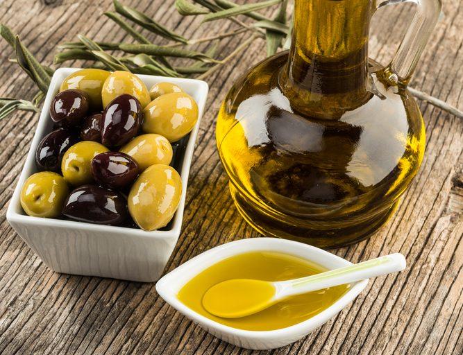 فوائد زيت الزيتون المرسال