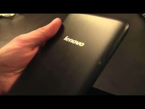 مواصفات تابلت لينوفو  A3000