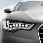 الانوار الامامية لسيارة Audi A6
