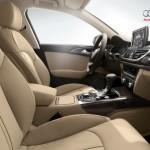 المقاعد الامامية ل Audi A6