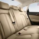 المقاعد الخلفية ل Audi A6