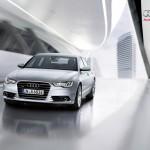 الواجهه الامامية Audi A6