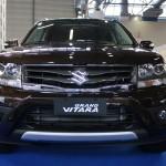 شكل واجهة جراند فيتارا Suzuki Grand Vitara 2013