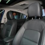 المقاعد الداخلية لكيا سيراتو 2014