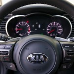 عجلة القيادة لكيا اوبتيما
