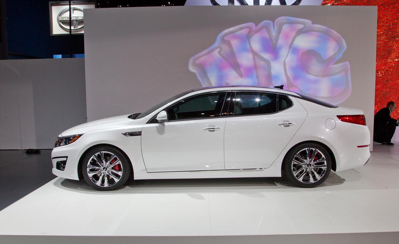 New 2015 Kia Optima Sx Turbo Car Interior Design