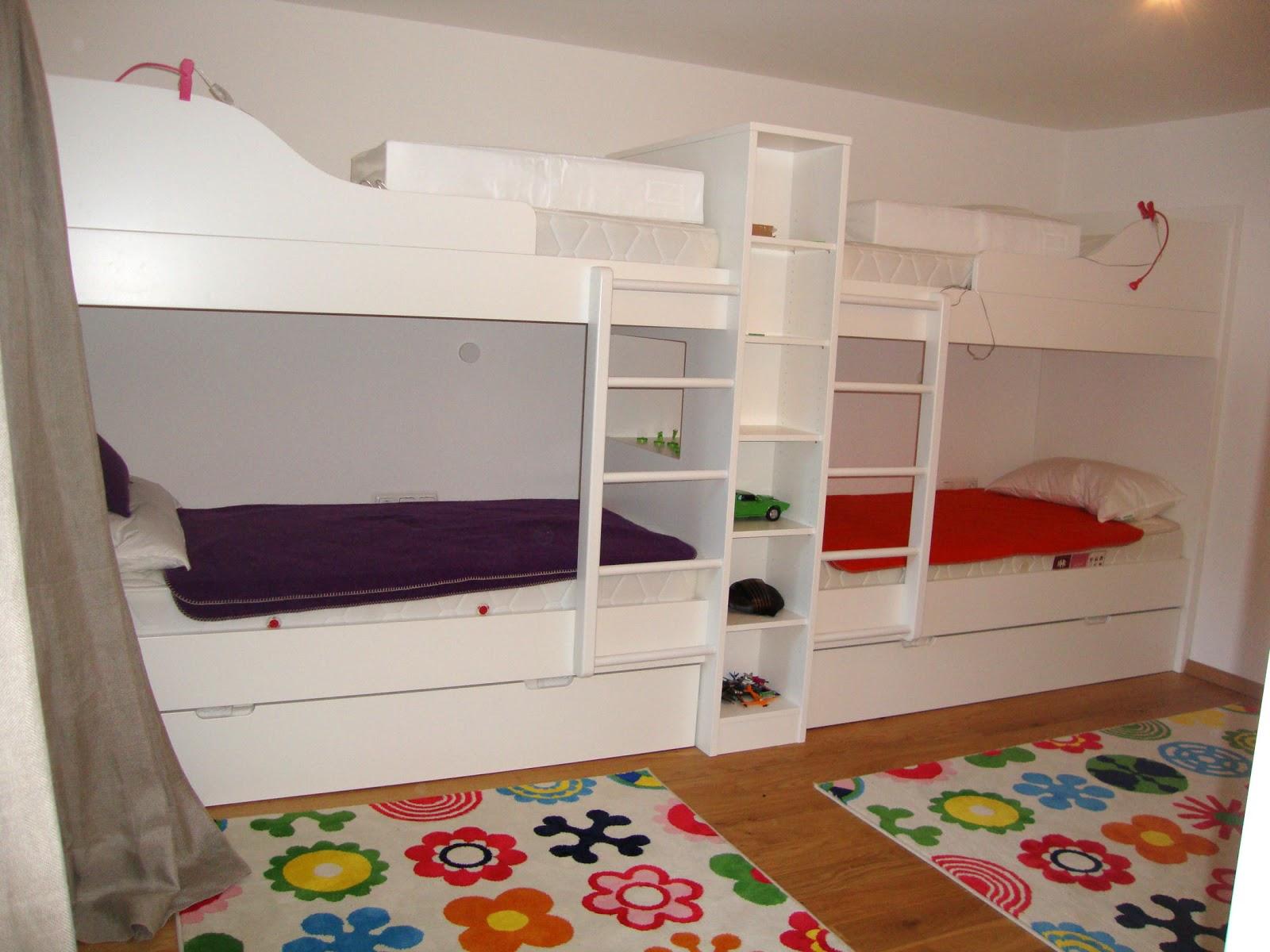 تصاميم غرف نوم ثلاثية جديدة | المرسال
