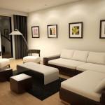 تصميم غرفة معيشة