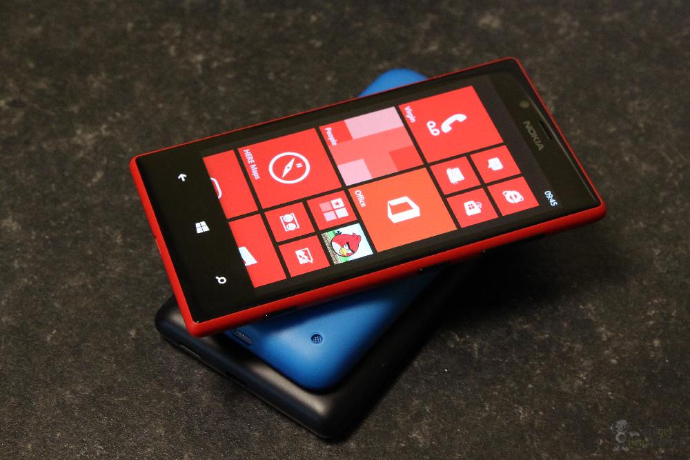 مقارنة نوكيا بين جهازيها Lumia 520 وLumia 720