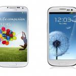 مقارنة بين جالكسي 4 و جالكسي 3 - Galaxy S4 vs Galaxy S3
