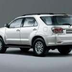 صور و اسعار تويوتا فورتشنر Toyota Fortuner 2013