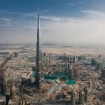 اطول برج في العالم .. برج خليفة في دبي