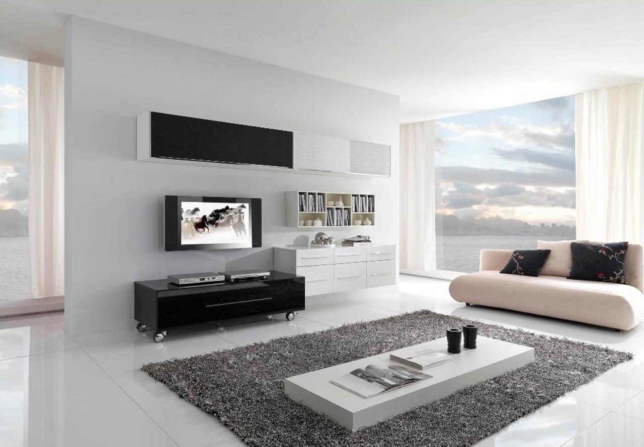 Modern Furniture 2013 Luxury Living Room Curtains Designs: غرف معيشة مودرن