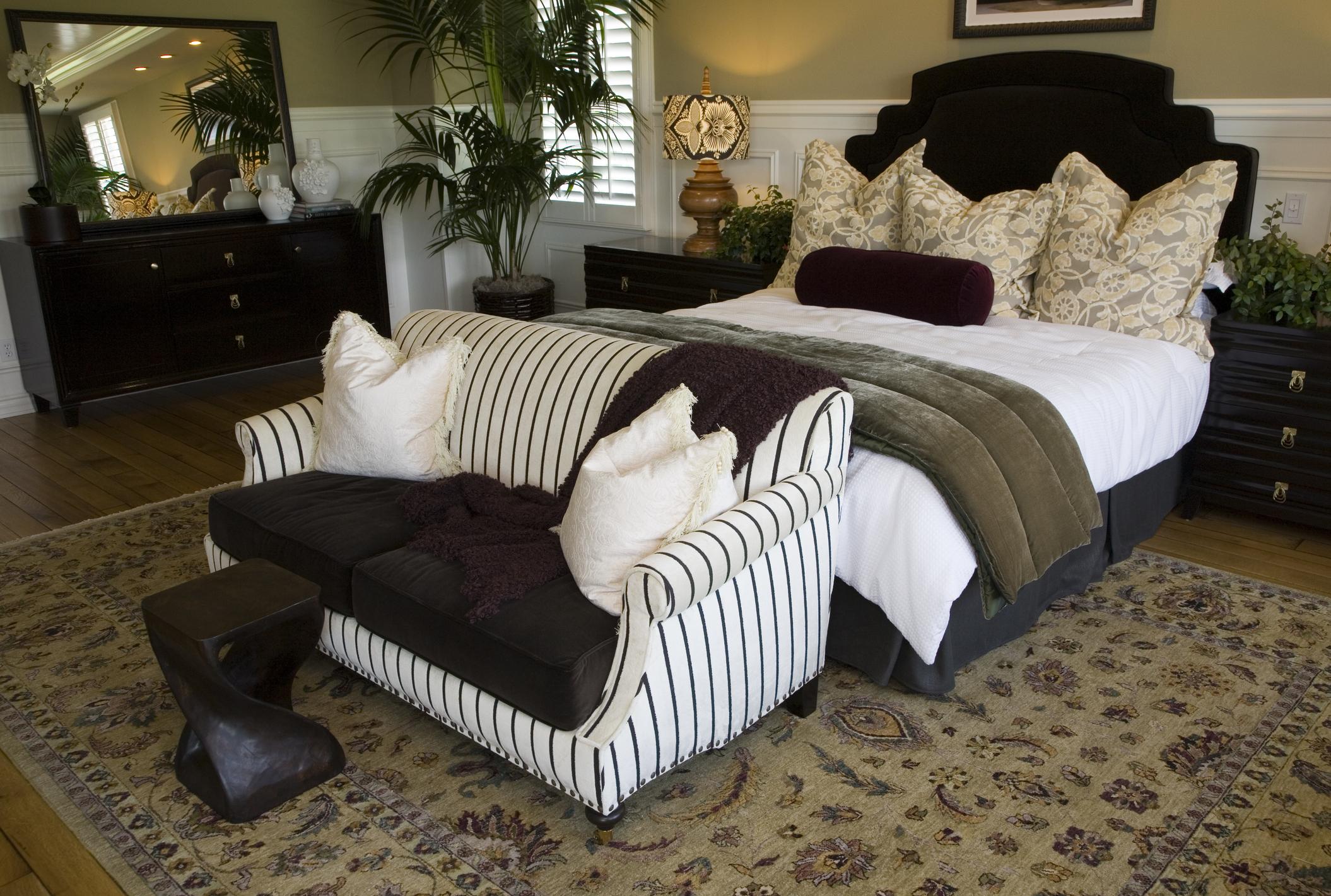 افكار غرف نوم للمتزوجين   المرسال